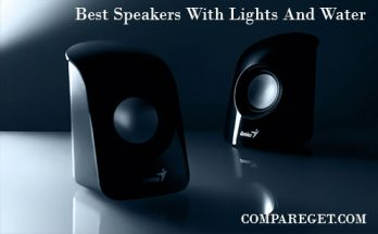 speakers with light