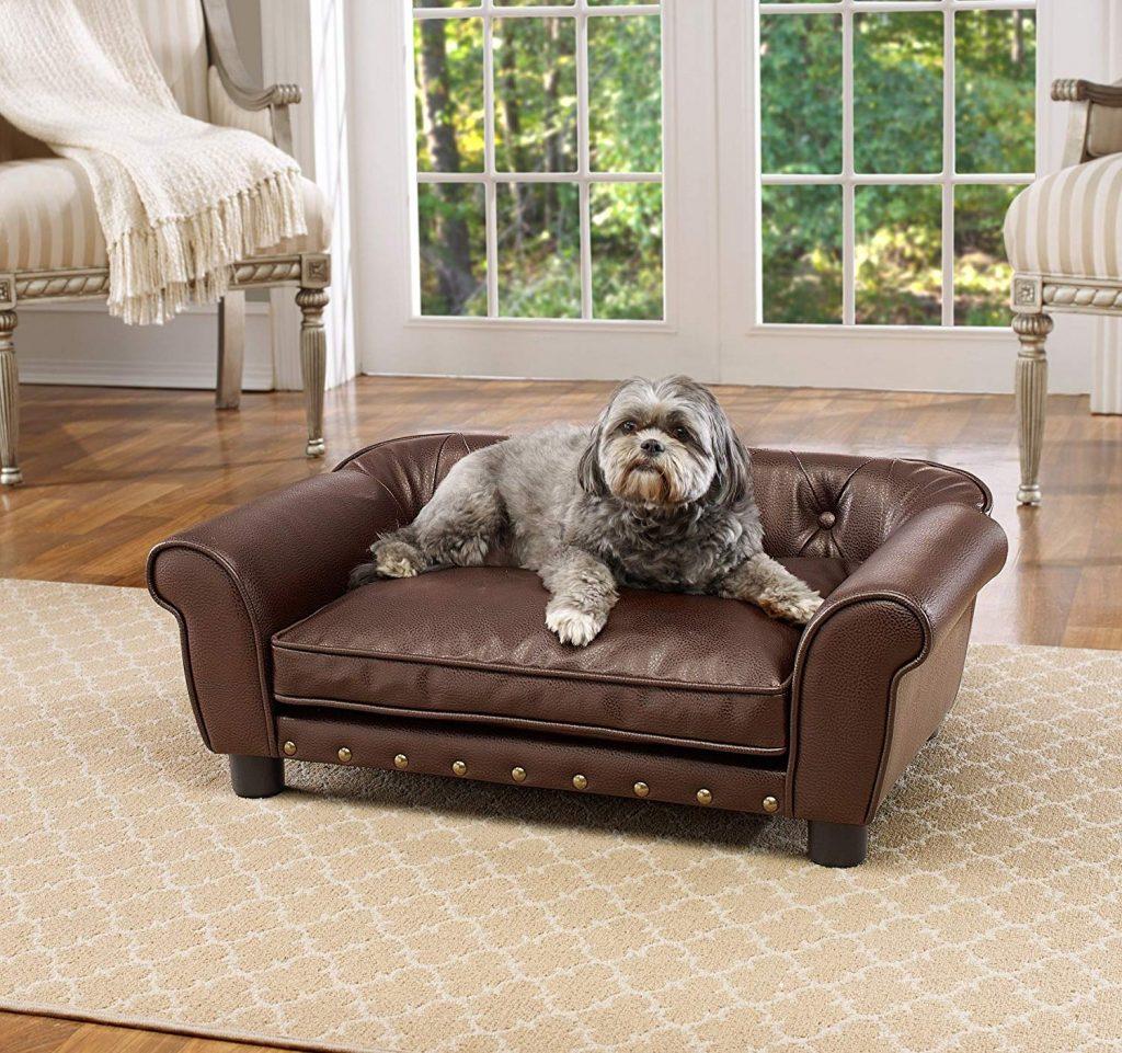 Royal looking cat or dog sofa be